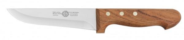 """Messer Holzgriff 6"""" breit"""