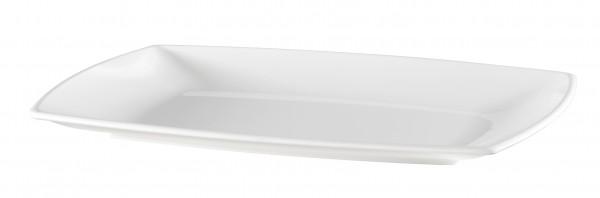 Melamin Platte oval 33cm