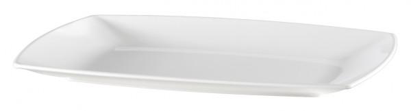 Melamin Platte oval 42cm