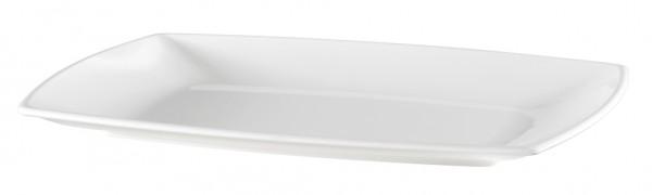 Melamin Platte oval 29,5cm