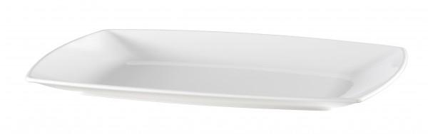 Melamin Platte oval 37cm