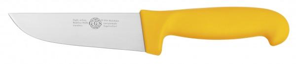 """Messer gelb 5"""" breit"""