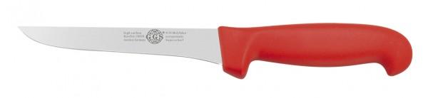"""Messer rot 6"""" Ausbein"""
