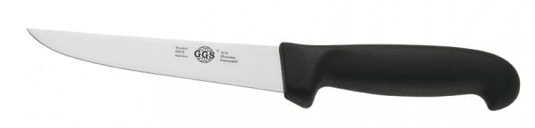 """Messer schwarz 6"""""""