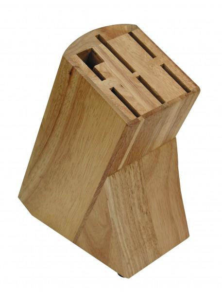 Holzblock für 6 Teile