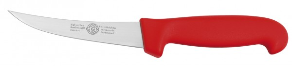 "Messer rot 5"" semi-flex"