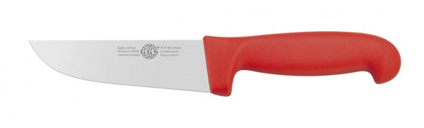 "Messer rot 5"" breit"