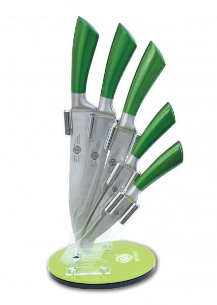 Greenline 6tlg. grün