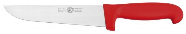 "Messer rot 7"" breit"