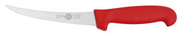 "Messer rot 6"" semi-flex"